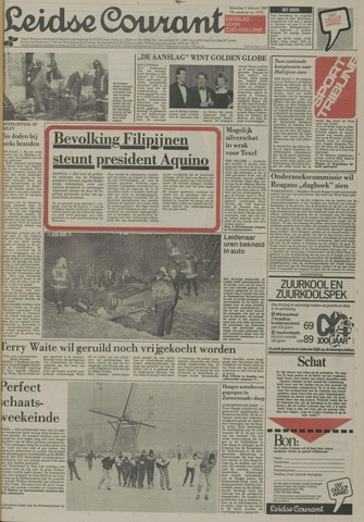 Leidse Courant 1987-02-02