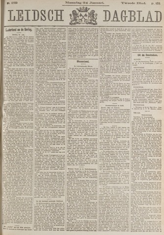 Leidsch Dagblad 1916-01-24