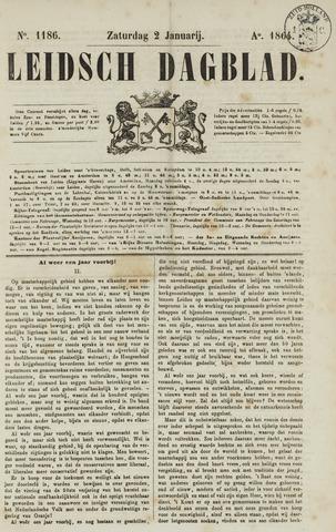 Leidsch Dagblad 1864-01-02