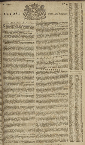 Leydse Courant 1757-04-25