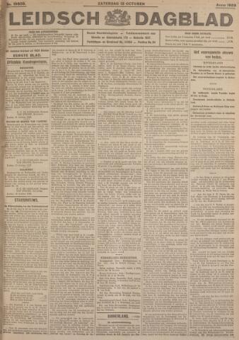 Leidsch Dagblad 1923-10-13