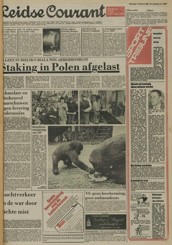 Leidse Courant 1981-02-02