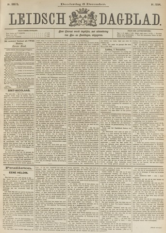 Leidsch Dagblad 1894-12-06