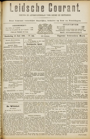 Leydse Courant 1890-06-19