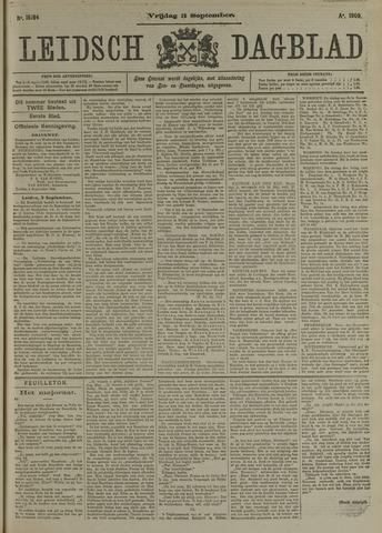 Leidsch Dagblad 1909-09-03