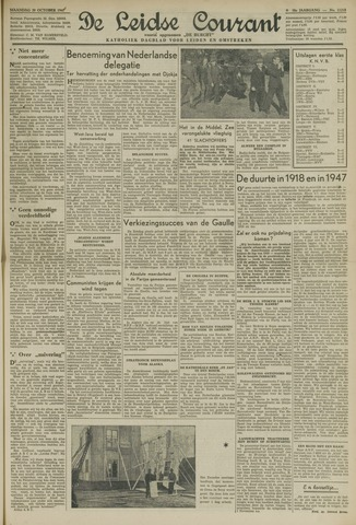 Leidse Courant 1947-10-20