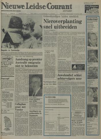 Nieuwe Leidsche Courant 1975-01-04