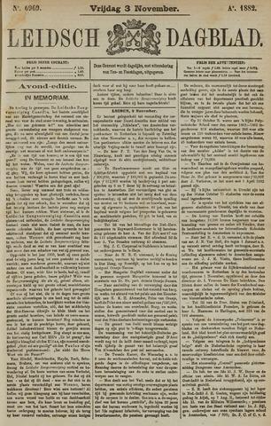 Leidsch Dagblad 1882-11-03