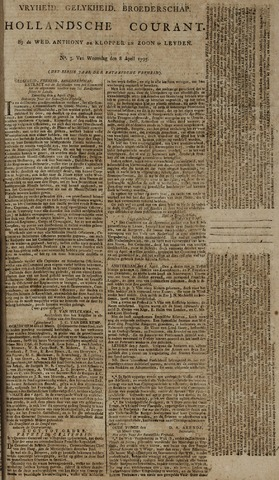 Leydse Courant 1795-04-08