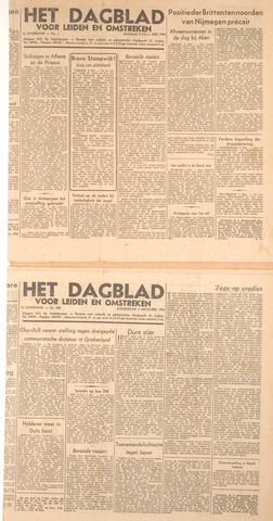 Dagblad voor Leiden en Omstreken 1944-12-05