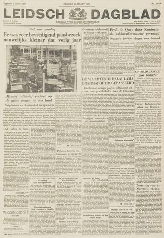 Leidsch Dagblad 1959-03-31