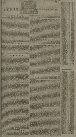 Leydse Courant 1744-06-29