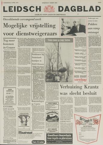 Leidsch Dagblad 1979-04-05