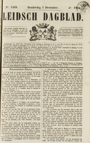 Leidsch Dagblad 1864-12-01