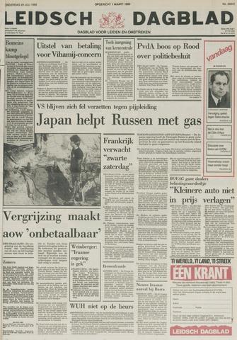 Leidsch Dagblad 1982-07-29