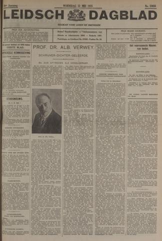 Leidsch Dagblad 1935-05-22