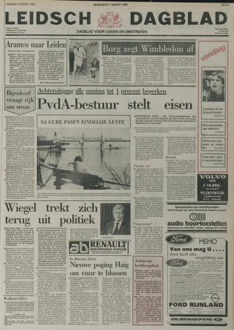 Leidsch Dagblad 1982-04-16