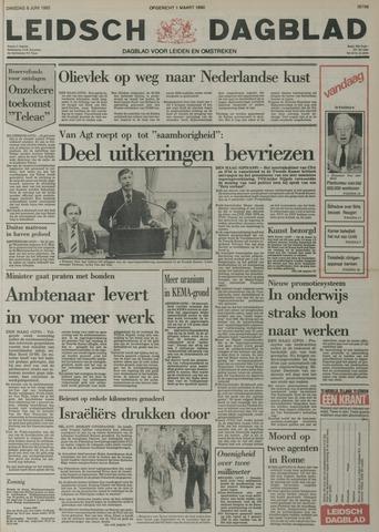 Leidsch Dagblad 1982-06-08