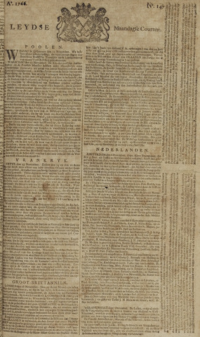 Leydse Courant 1766-12-08