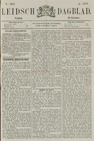 Leidsch Dagblad 1873-10-31