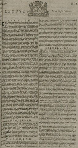 Leydse Courant 1728-09-27