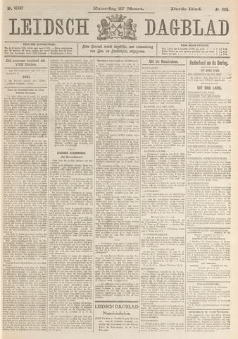 Leidsch Dagblad 1915-03-27