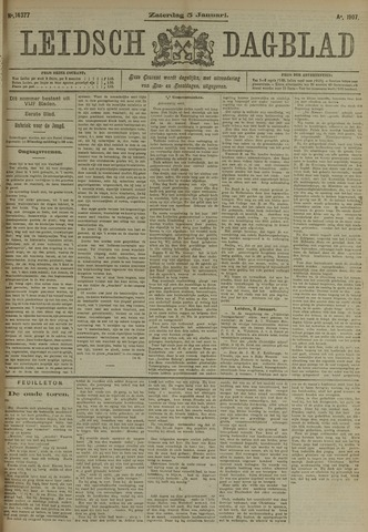 Leidsch Dagblad 1907-01-05