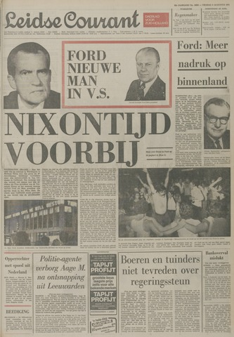 Leidse Courant 1974-08-09