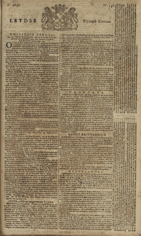 Leydse Courant 1757-11-18