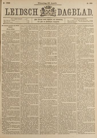 Leidsch Dagblad 1899-04-18