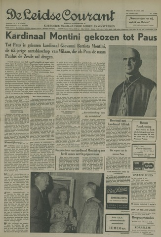 Leidse Courant 1963-06-21