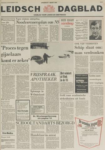 Leidsch Dagblad 1979-11-23