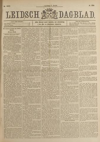 Leidsch Dagblad 1899-07-07