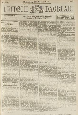 Leidsch Dagblad 1892-11-26