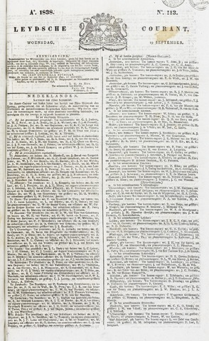Leydse Courant 1838-09-19