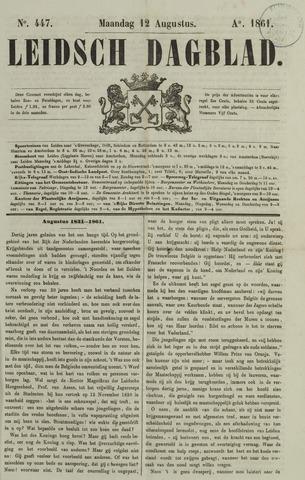Leidsch Dagblad 1861-08-12