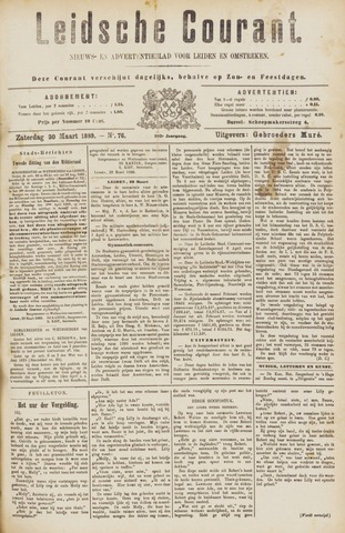 Leydse Courant 1889-03-30