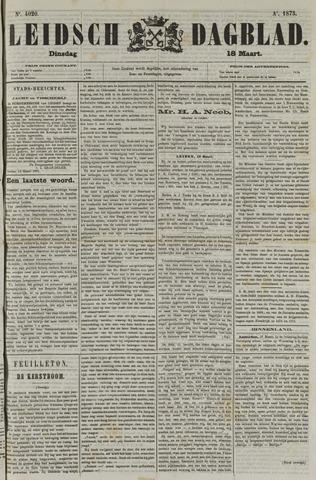 Leidsch Dagblad 1873-03-18