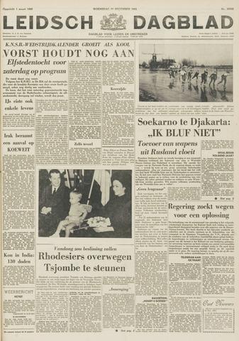 Leidsch Dagblad 1961-12-27