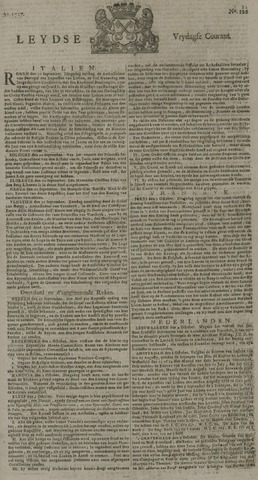 Leydse Courant 1727-10-10