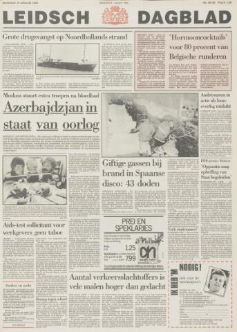 Leidsch Dagblad 1990-01-15