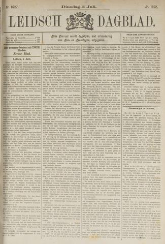 Leidsch Dagblad 1892-07-05