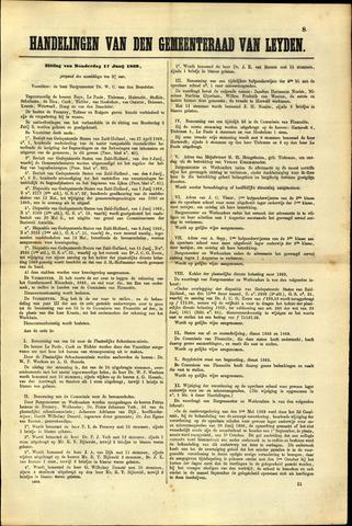 Handelingen van de Raad 1869-06-17