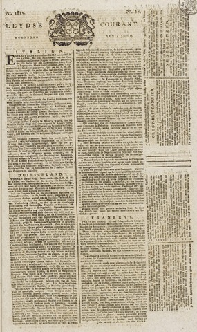 Leydse Courant 1815-06-07