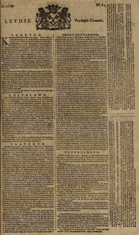 Leydse Courant 1779-07-09
