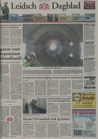 Leidsch Dagblad 2004-03-17