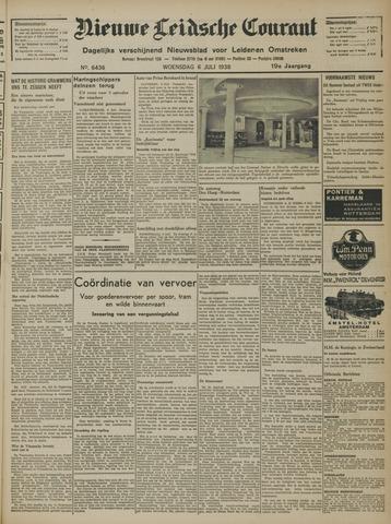 Nieuwe Leidsche Courant 1938-07-06