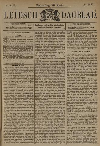 Leidsch Dagblad 1880-07-10