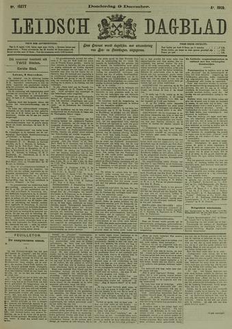 Leidsch Dagblad 1909-12-09