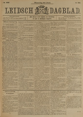 Leidsch Dagblad 1902-06-30